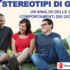 Italian survey on gender stereotypes among teenagers